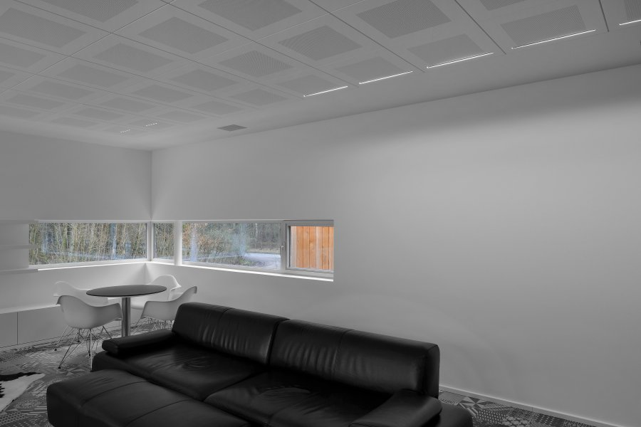Private residence Opglabbeek | Kreon — purity in light