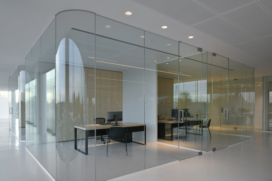 kreon aplis 80 in-line used as an office solution.