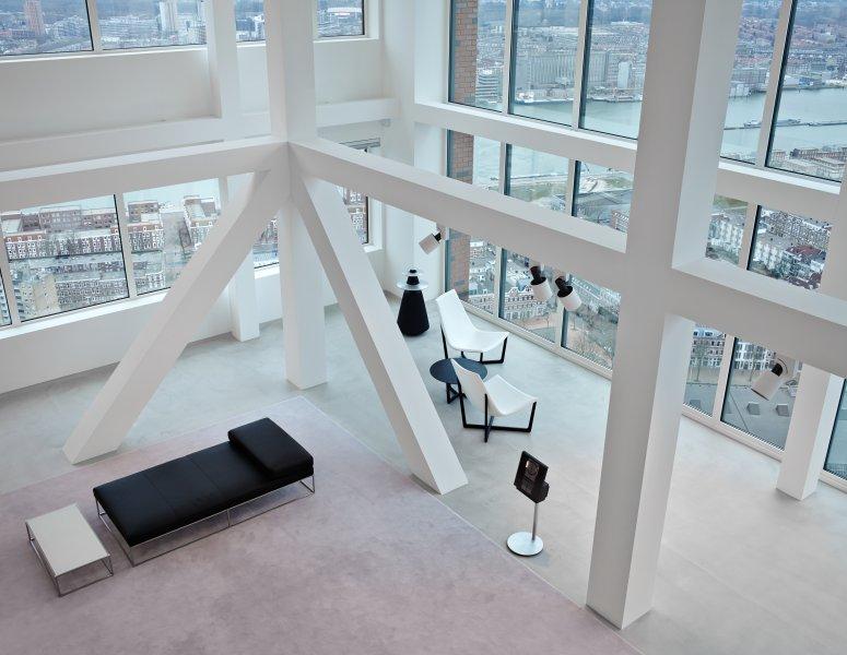 Penthouse Rotterdam