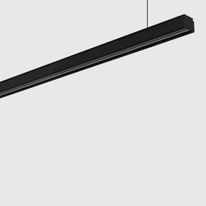 48V track profile, pendant mounted